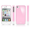 SGP Case Linear Mini Series Sherbet Pink for iPhone 4, 4S (SGP08344)